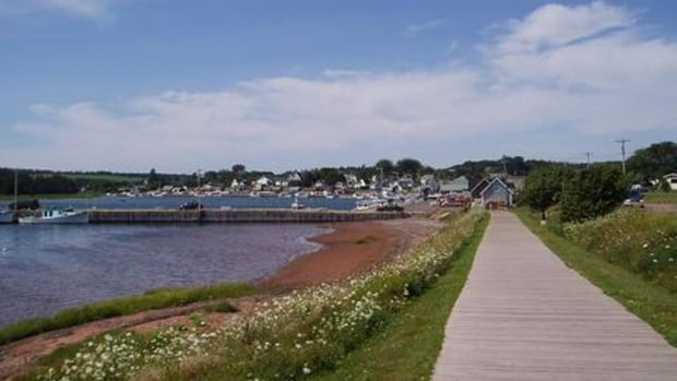 North Rustico, known as the community by the sea, would like to become the town by the sea.
