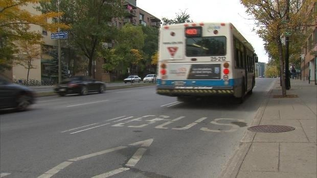 The government of Quebec announced an investment for 208 kilometres of bus lanes in the Montreal area, to be completed by 2015.