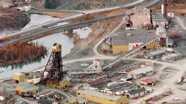 Giant Mine dominated life in Yellowknife up until it was shuttered in 2004.