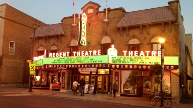 The Regent Theatre on Main Street in Picton was dark for 10 years. Then the community took over and made the landmark shine.