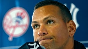 New York Yankees third baseman Alex Rodriguez was suspended Aug. 5 for alleged violations of baseball's drug agreement and labour contract.