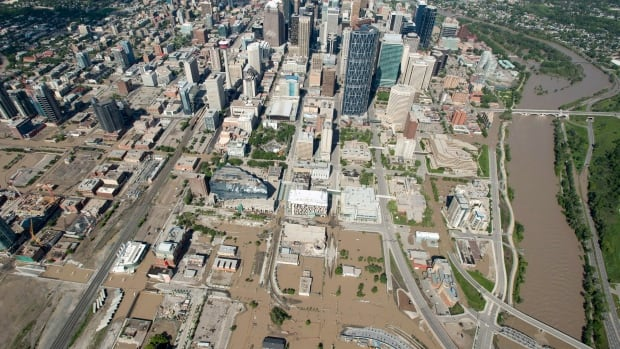 Alberta has hired two engineering companies to help find ways to protect people from future devastating floods. Calgary was one of 30 Alberta communities affected by flooding in June.