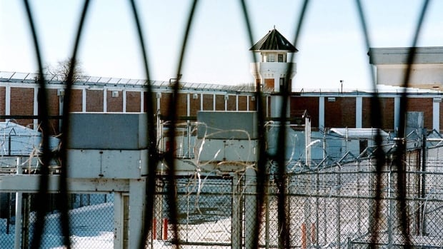 Federal inmates who have been on strike in prisons across Canada since the beginning of this month have called a temporary halt to their actions. Above is a view of the men's maximum security unit of the Saskatchewan Penitentiary in Prince Albert, Sask.