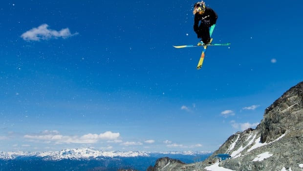Matt Margetts, who grew up skiing at Apex Mountain Resort near Penticton, hopes to qualify for the 2014 Winter Olympic Games in Sochi, Russia.