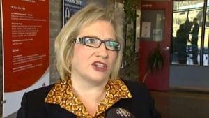 Labrador MP Yvonne Jones