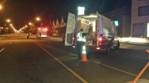Algoma Street accident, thunder bay