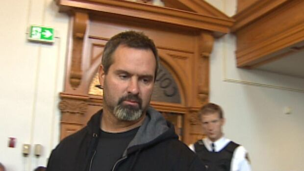 David Folker is accused of killing his former girlfriend Ann Marie Shirran in 2010.