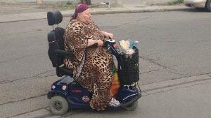 magomadova scooter