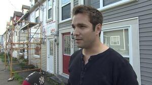 Justin Nurse bedbug rowhouse St. John's CBC