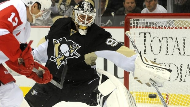 Penguins goalie Tomas Vokoun, who will be sidelined up to six months while having treatments for blood clots, missed extensive time while playing for Nashville in 2006 with a similar issue.