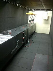 Forensic Firearms and Toolmark Lab