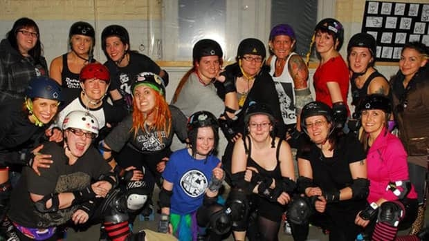 The Border City Brawlers Roller Derby Club's new gender policy is in its final stages of development.