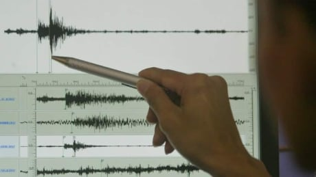 B.C.'s slow earthquakes fuelled by fluid