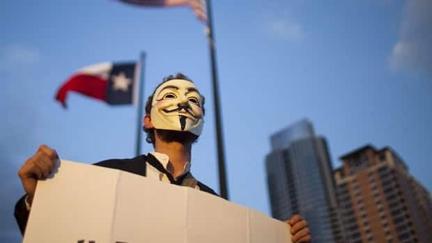 Anonymous has had a long list of targets, from the Church of Scientology to the City of Toronto.