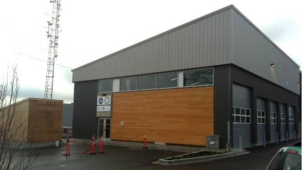 North Shore Rescue is moving into a new $1.4 million rescue base at 61 Bewicke Ave. in North Vancouver, B.C.