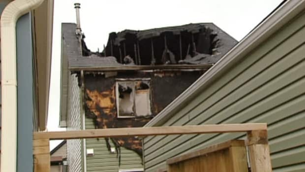 Fire crews are still investigating the cause of a New Brighton house fire this afternoon.