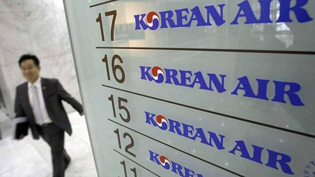 Korean Air flights will be redirected to avoid any possible debris from flying North Korean missile bits.