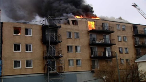 Investigators say the fire that tore through the apartment building in 2011 was accidental.