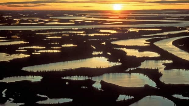 The pipeline would have carried natural gas from the Mackenzie Delta to U.S. markets.