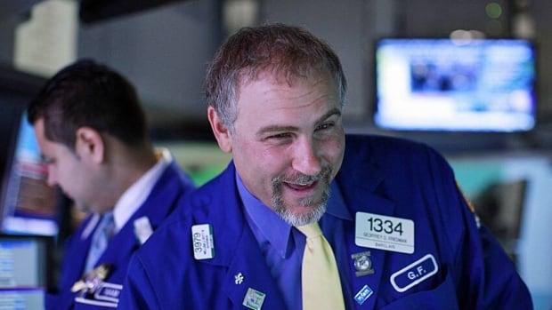 Stock markets were sharply higher on Thursday.