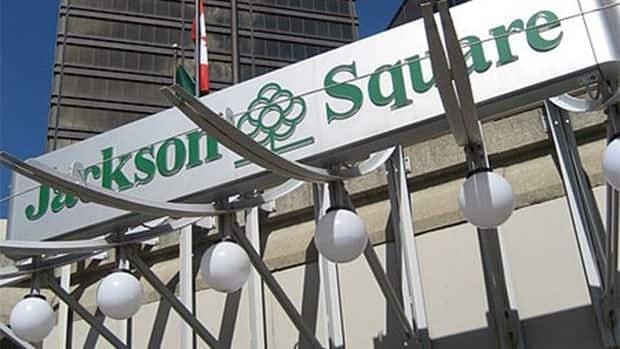 Jackson Square, Hamilton.