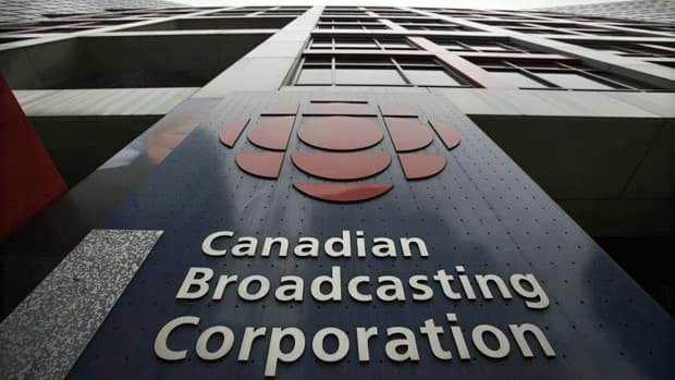 The public broadcaster will see 10 per cent taken from its current $1.1-billion budget as part of a $5.2-billion cut to federal spending over three years.