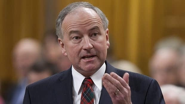 Justice Minister Rob Nicholson introduced a bill Tuesday that aims to double the victim surcharge that offenders must pay and removes the option for judges to waive it if an offender can't pay.
