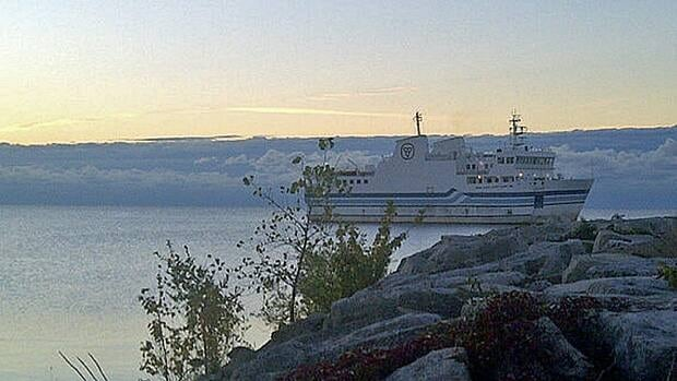 The Jiimaan has been out of service since Oct. 11 after the ferry ran aground and became stuck on a sandbar near Kingsville.