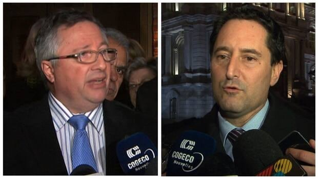 Michael Applebaum and Richard Deschamps are the two candidates for the position of interim mayor for the City of Montreal. Councillors will be meeting at 10 a.m. on Friday to vote by secret ballot.