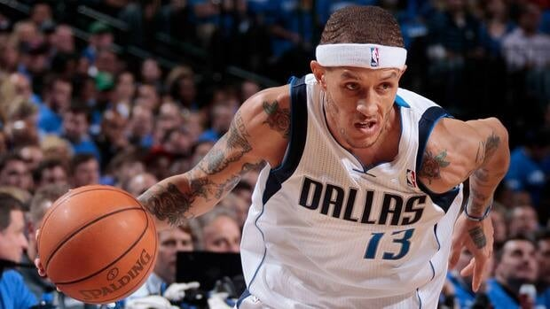 Delonte West averaged 9.6 points, 3.2 assists, 2.3 rebounds and 24.1 minutes in 44 games last season.