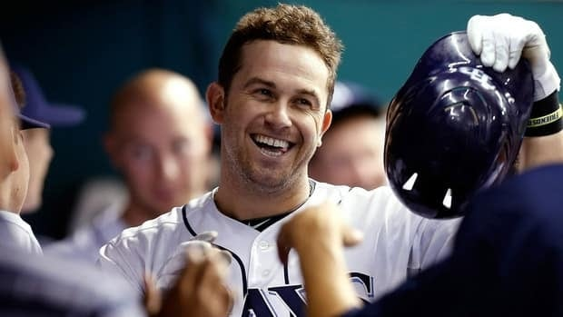 Tampa Bay Rays slugger Evan Longoria is a three-time all-star and two-time AL Gold Glove award winner.