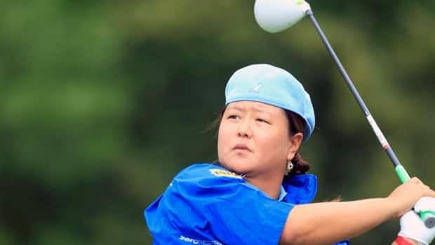 Christina Kim, seen here at the Jamie Farr Toledo Classic in August, 2012, is trying to qualify for the LPGA in 2013.