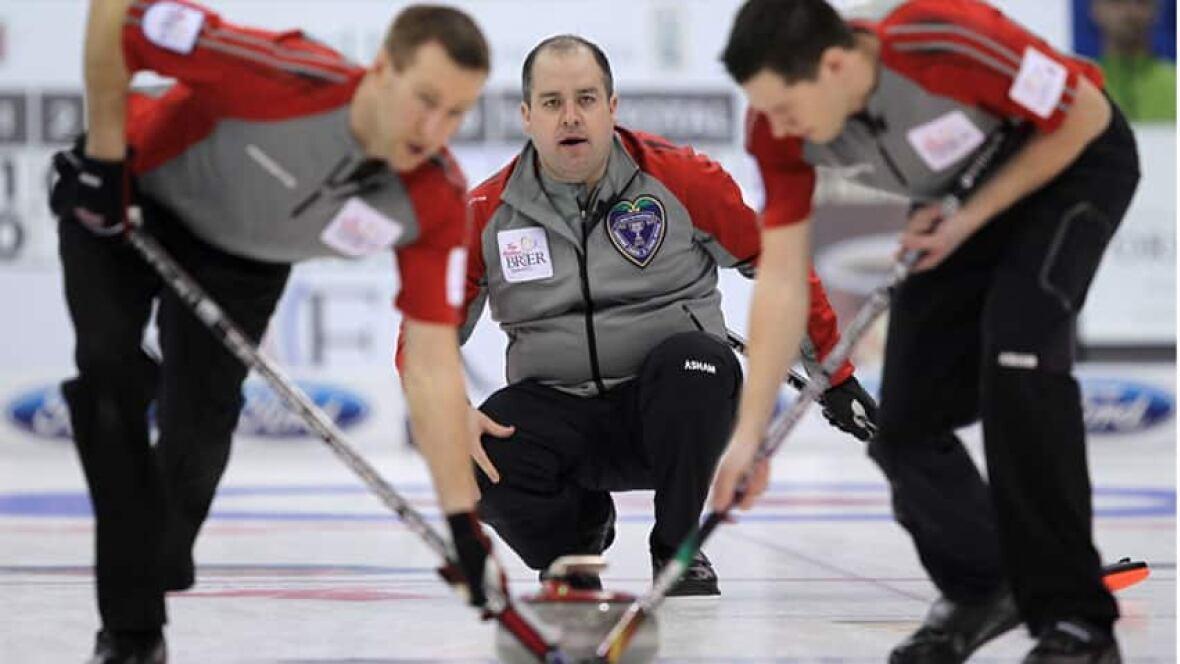 Social - hosted by kamloops curling club