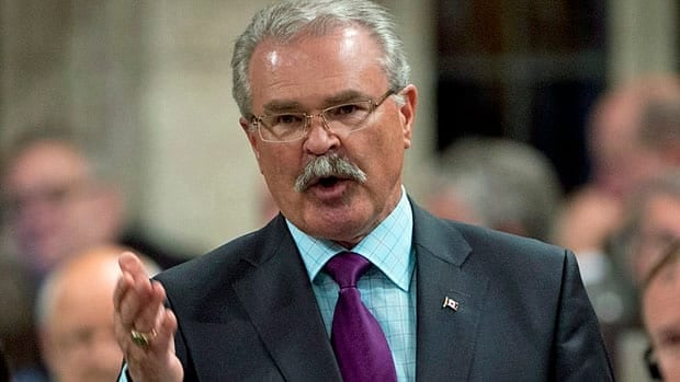 Gerry Ritz called regulated food packaging a non-tariff trade barrier that needs to be removed.