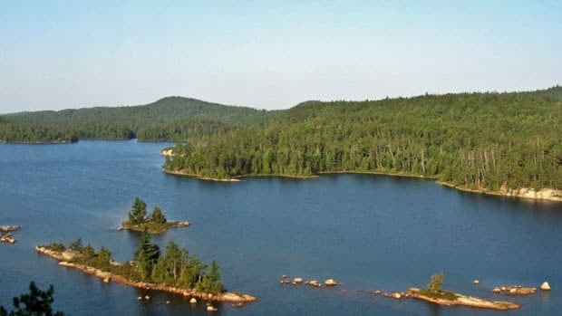The Wolf Lake Forest Reserve sits on the northeastern edge of Sudbury.