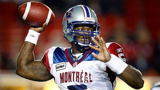 Quarterback Adrian McPherson will be at the helm for the Montreal Alouettes when the team takes on the Winnipeg Blue Bombers on Saturday.