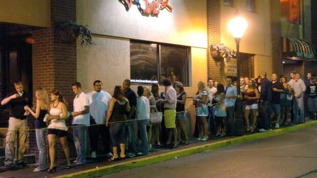 Bar owners say their establishments are getting busier now that school is back in session.