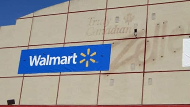 Wal-Mart is taking over the old Zellers location on Thunder Bay's Arthur Street. It is hoped the department store will also fill the void in donations to local food banks when Zellers closed its doors.