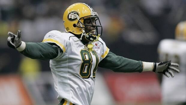 Former Edmonton Eskimos wide receiver Ed Hervey has been the team's Head Scout since 2009. The two-time Grey Cup champion will now be leading the team as GM.