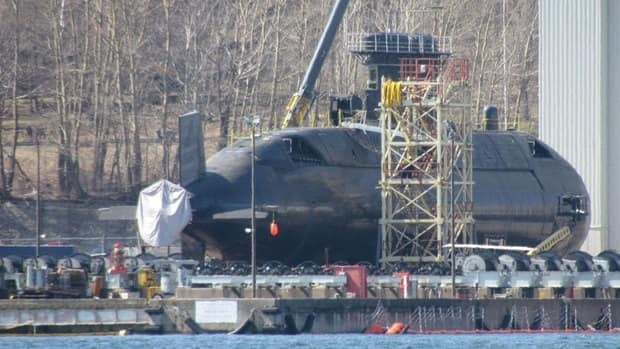 Trouble-plagued submarine HMCS Windsor is ready to begin sea trials, the Department of National Defence says.