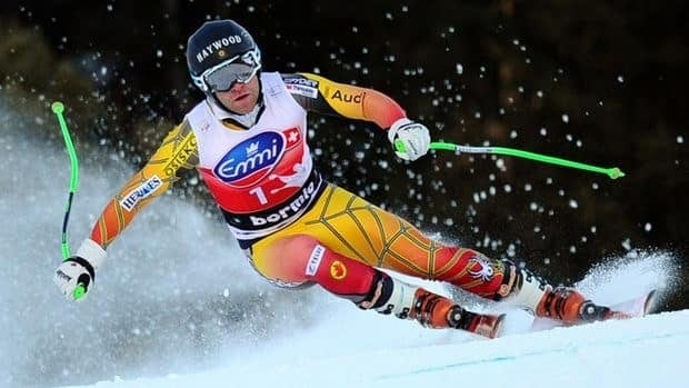 Canada's Robbie Dixon came close to claiming his first career World Cup podium in December when he finished fourth in the super-G in Beaver Creek, Colo.