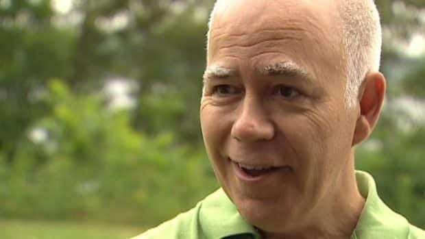 David Coon is the new leader of the New Brunswick Green Party.