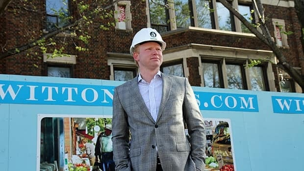 """""""We were scared at first because it's a first mover,"""" says developer Steve Kulakowsky of the Witton Lofts. Now there are only six left. The project is one of at least nine in the works in downtown Hamilton."""