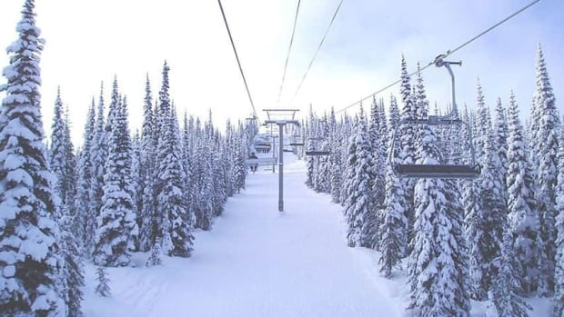 The two sisters are not thought to have been travelling with the other missing woman, but all have somehow ended up out of bounds at Sun Peaks resort.
