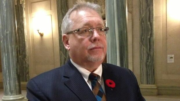 Steve McLellan, CEO of the Saskatchewan Chamber of Commerce, expresses concern about film cuts.