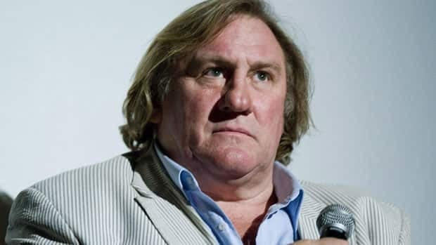 French actor Gérard Depardieu speaks at the Montreal World Film Festival in September 2010. He has been cast as Dominique Strauss-Kahn.