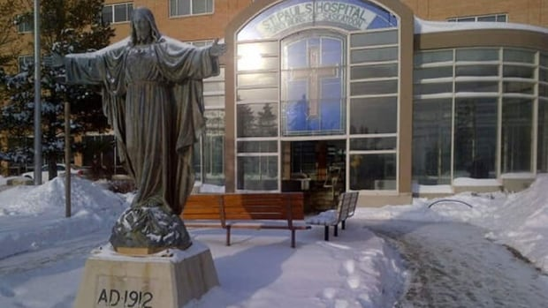 St. Paul's Hospital in Saskatoon is fighting a Norwalk-like outbreak.
