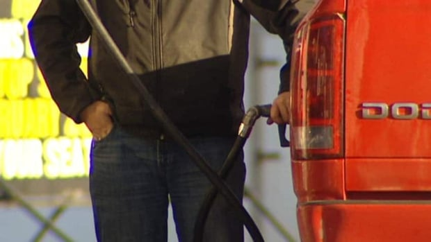 Gas prices are up about 1.3 cents per litre in Newfoundland and Labraodor.