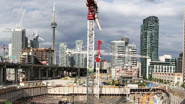 About 53,000 new condo units are due to be completed in Toronto over the next 18 months.
