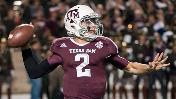 Texas A&M quarterback Johnny Manziel could make freshman Heisman history.